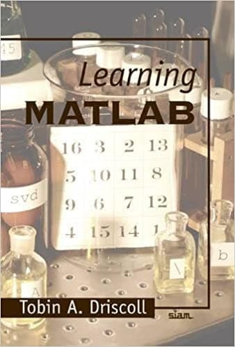 20. Learning MATLAB