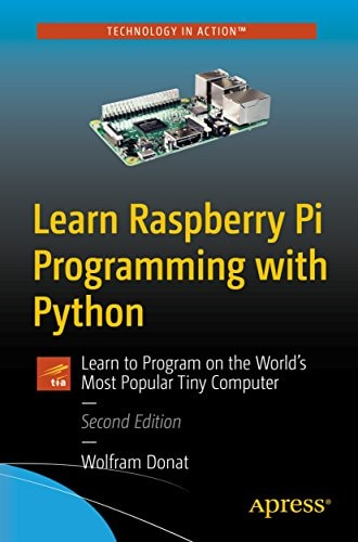 4. Learn Raspberry Pi Programming with Python