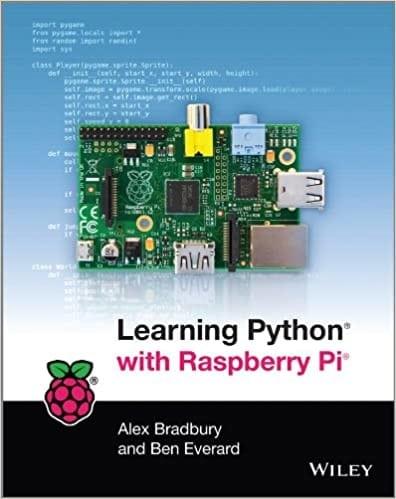 5. Learning Raspberry Pi Book