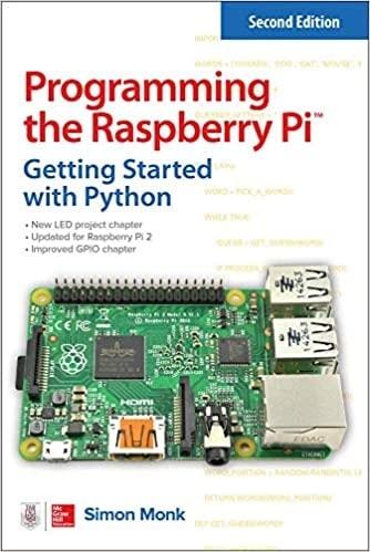 8. Programming the Raspberry Pi