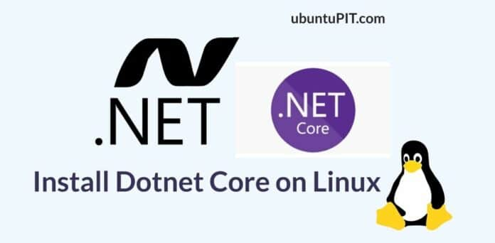 Install Dotnet Core on Linux