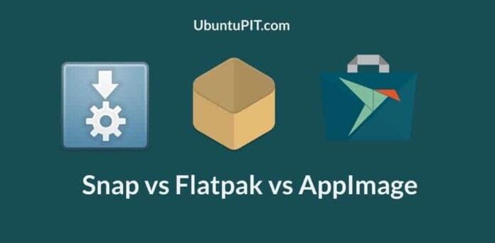 Snap vs Flatpak vs AppImage