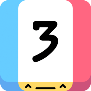 Threes!, puzzle games for iPhone