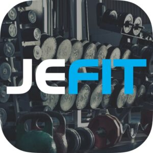 JEFIT Workout Planner Gym Log, fitness apps for the iPhone