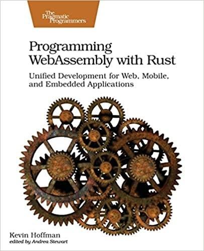 programming webassembly
