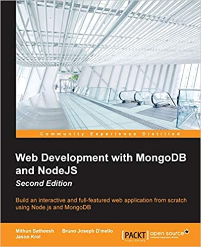 11. Web Development with MongoDB and NodeJS