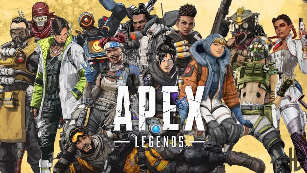 Apex Legends free multiplayer game