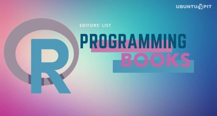 Best R Programming books