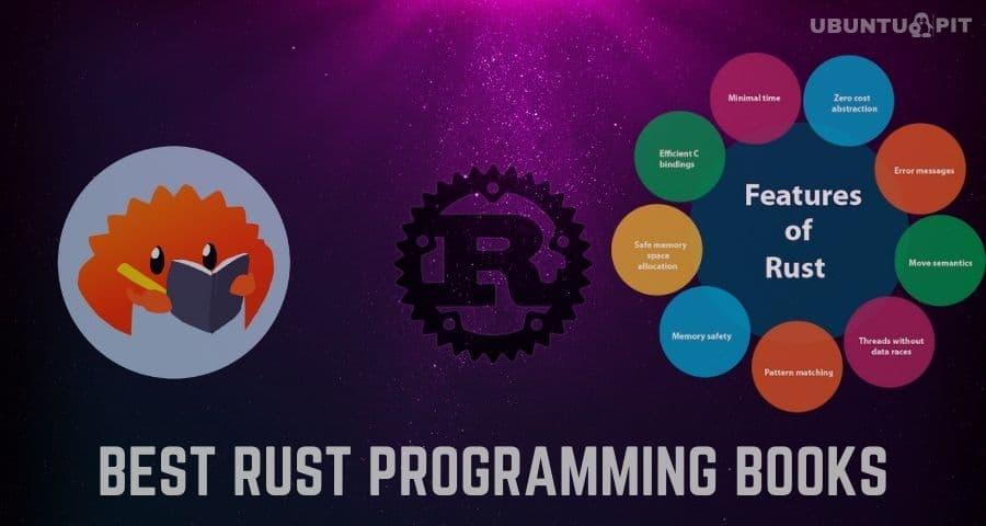 Best Rust Programming books