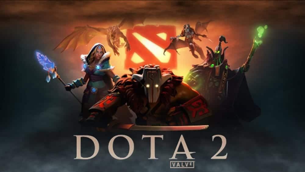 DOTA 2 free multiplayer game for windows