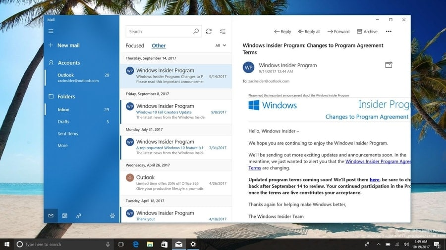 Email Client for Windows - Mail and Calendar