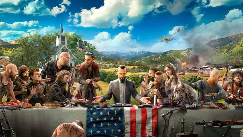 Far Cry 5 Windows game
