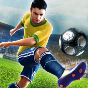Final Kick, football games for iPhone
