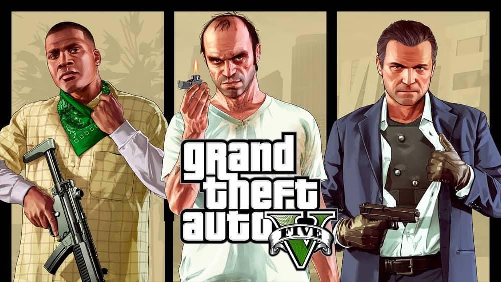 Grand Theft Auto V for Windows