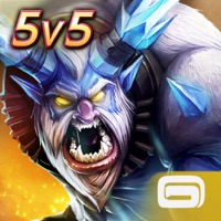 Heroes of Order & Chaos, multiplayer games for iPhone
