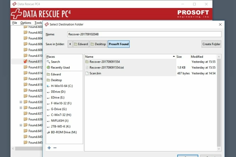 Prosoft Data Rescue
