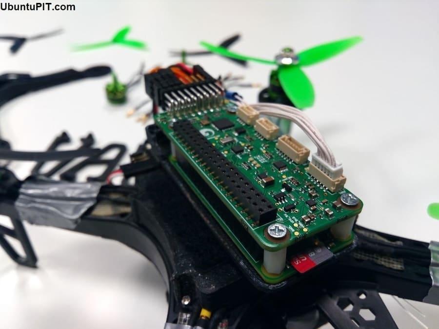 Raspberry Pi zero projects - drone