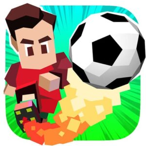 Retro Soccer, football games for iPhone