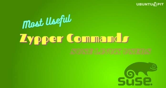 Useful Zypper Commands for SUSE Linux Users