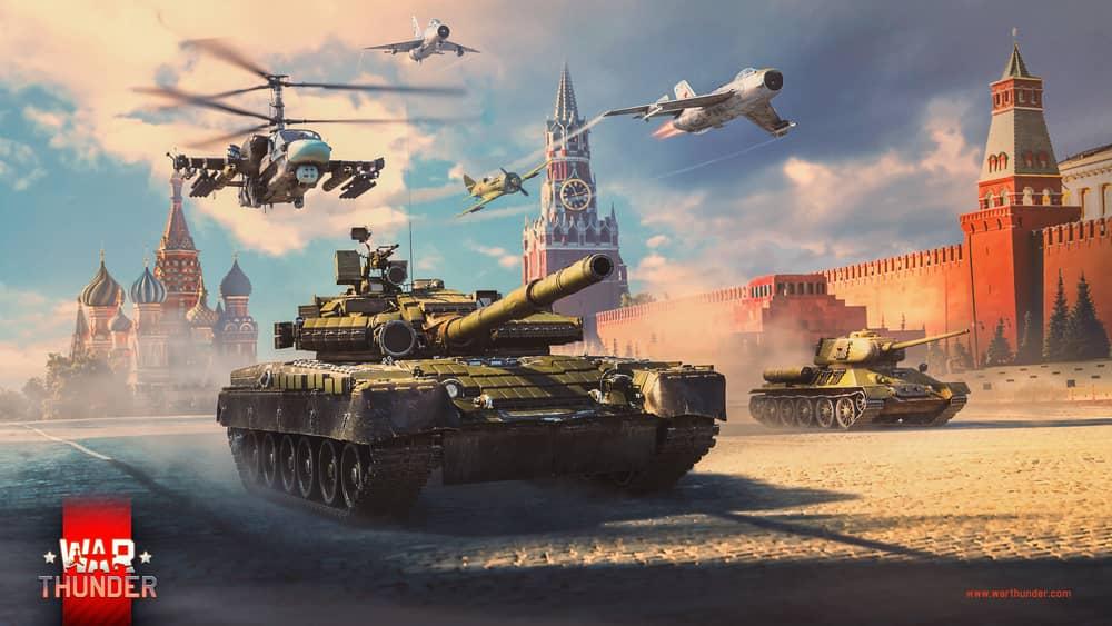 War Thunder free multiplayer games for windows