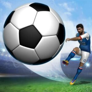 Winning Soccer, football games for iPhone