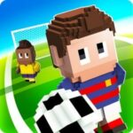 blocky_soccer - iPhone Footbal Game