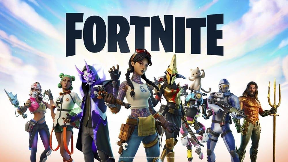 Fortnite online games for Windows