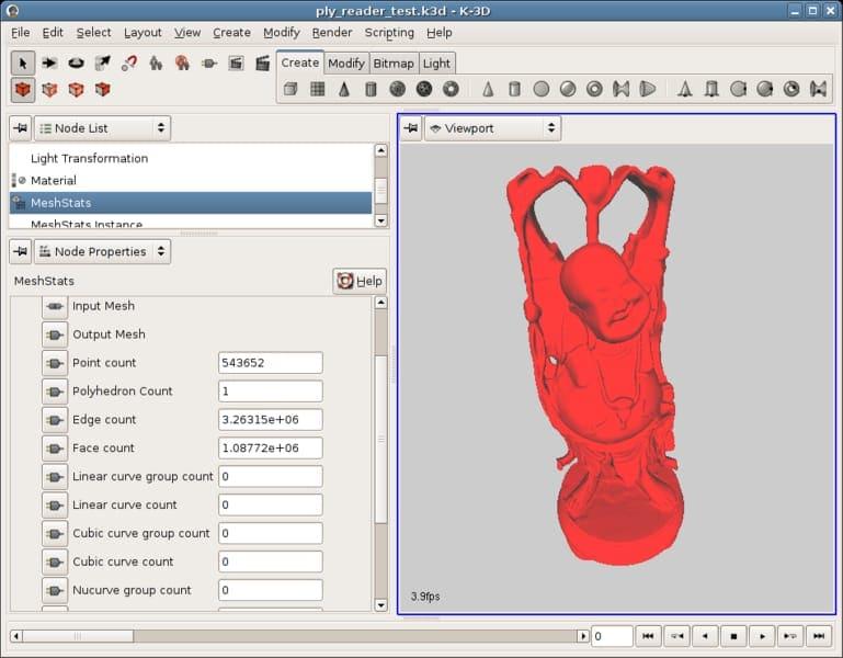 K-3D software