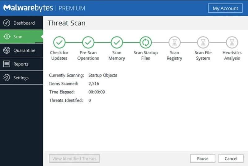 malwarebytes - antivirus for windows