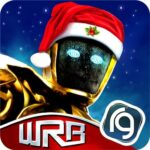 real_steel_world_robot_boxing - fighting games for iPhone