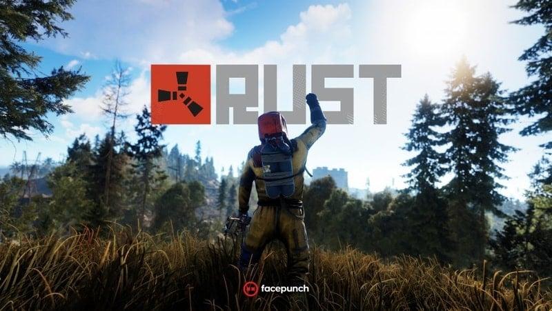 rust - adventure games