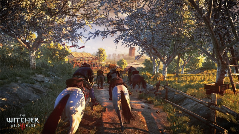 the_witcher_3_wild_hunt - adventure games