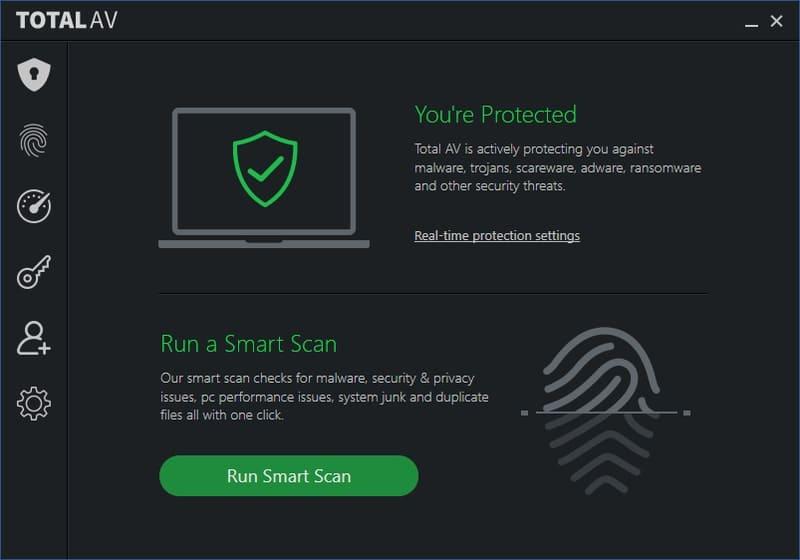 totalav - antivirus for windows