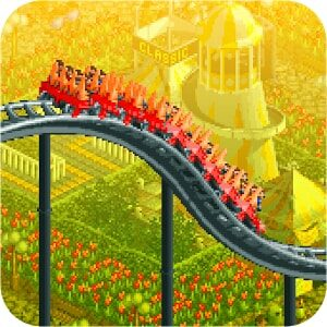 RollerCoaster Tycoon® Classic, simulation games for iPhone