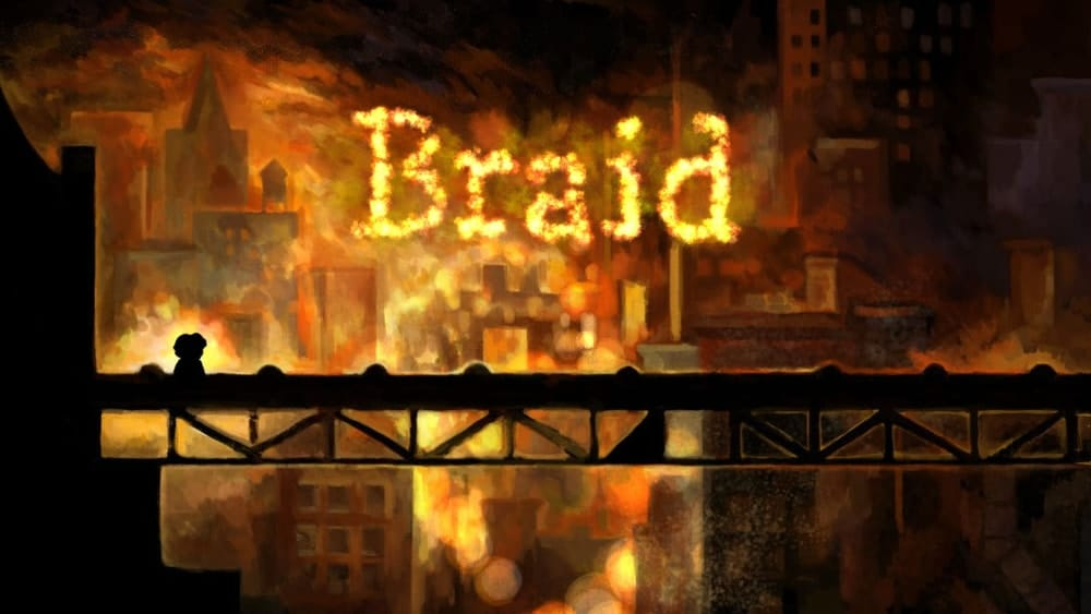 Braid - Puzzle game for pc