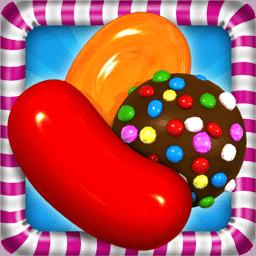 Candy Crush Saga, most popular iPhone games