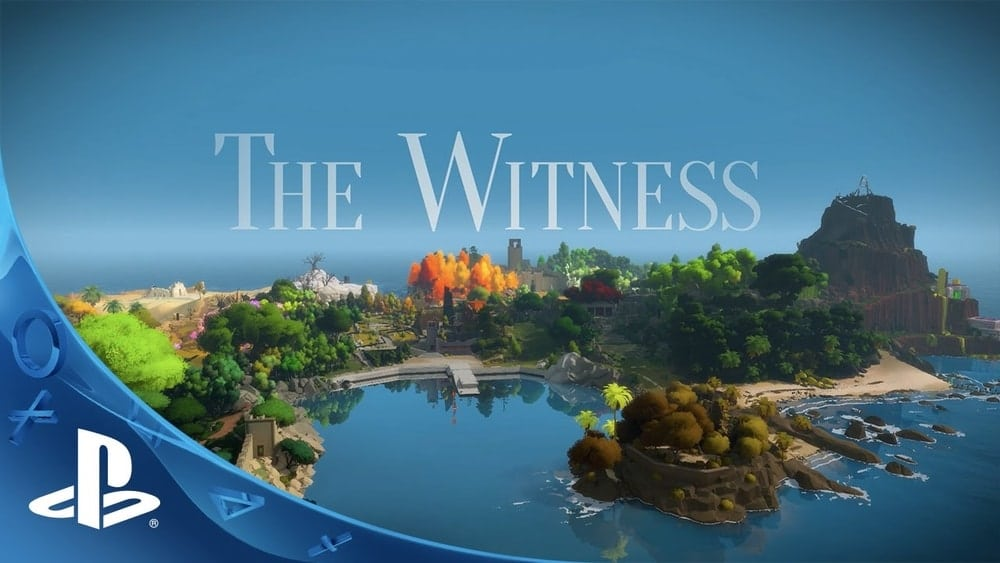 The Witness - Puzzle game for PC