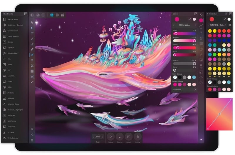 affinity_designer - drawing apps for iPhone