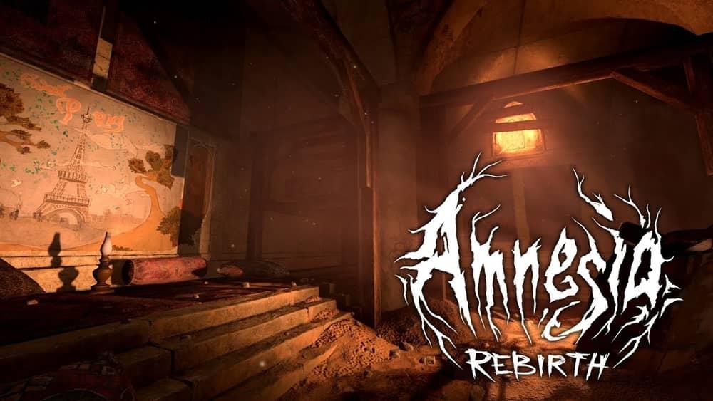 Amnesia: Rebirth best 3D game for PC