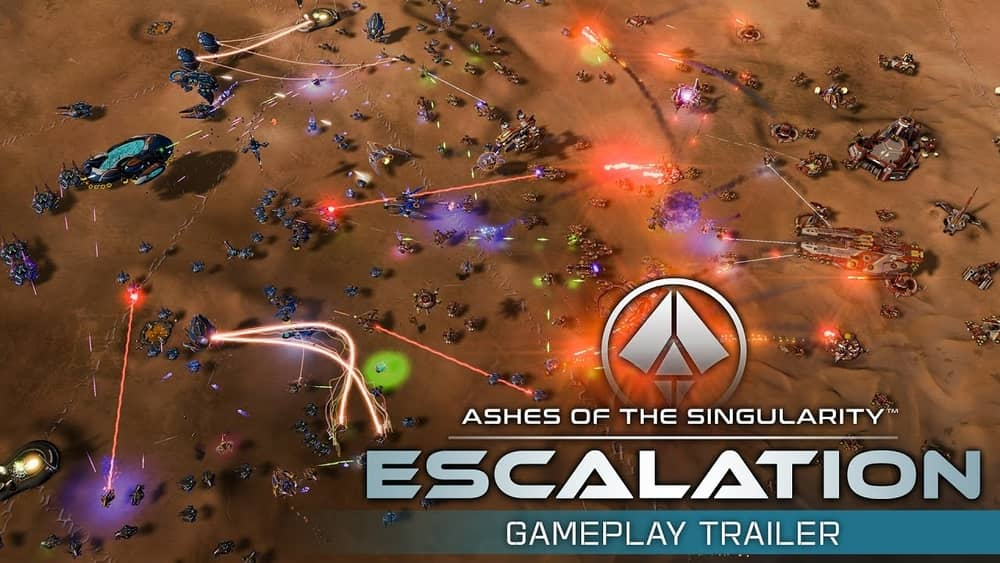 Ashes of the Singularity for PC