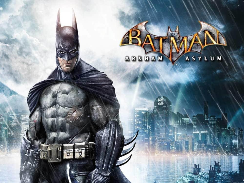Batman Arkham Asylum for PC