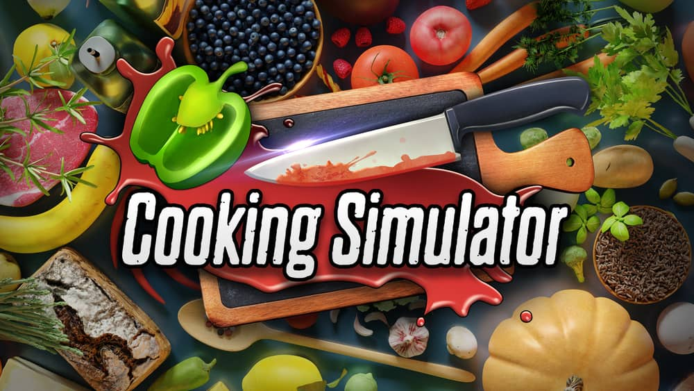 Cooking Simulator simulation game for PC