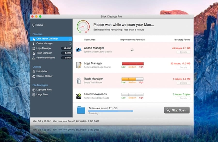 disk_clean_pro