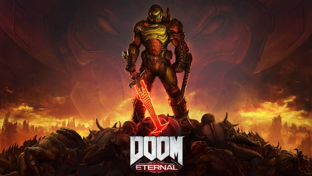 DOOM Eternal 3D games for PC