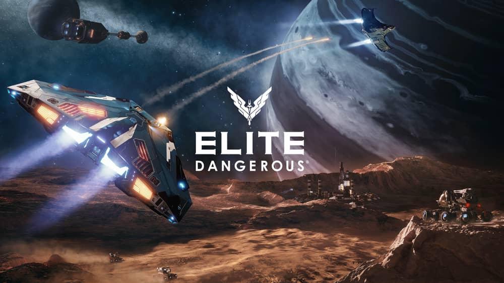 Elite: Dangerous simulation games for PC