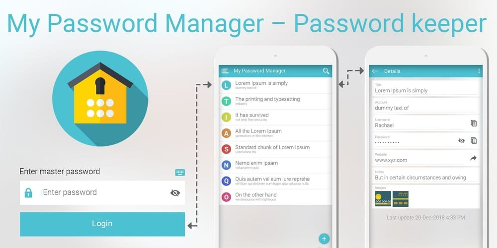 Keeper password manager for Windows