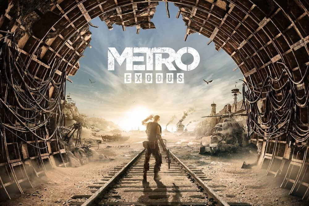 Metro 3D game for PC