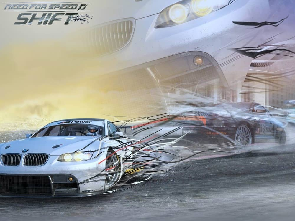 Need for Speed: Shift 3D game for Windows