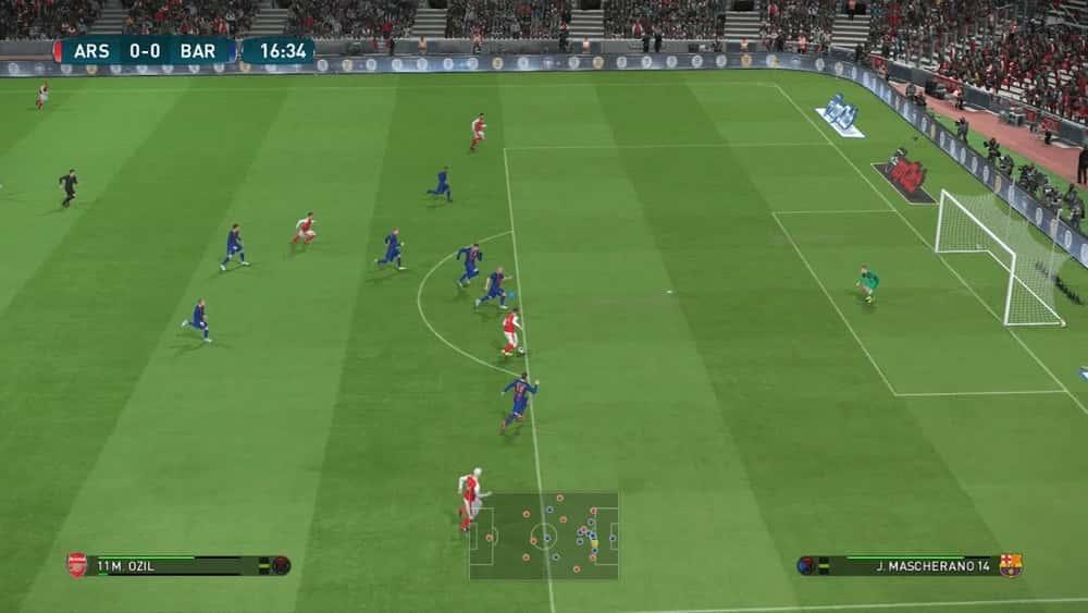 PES: Pro Evolution Soccer