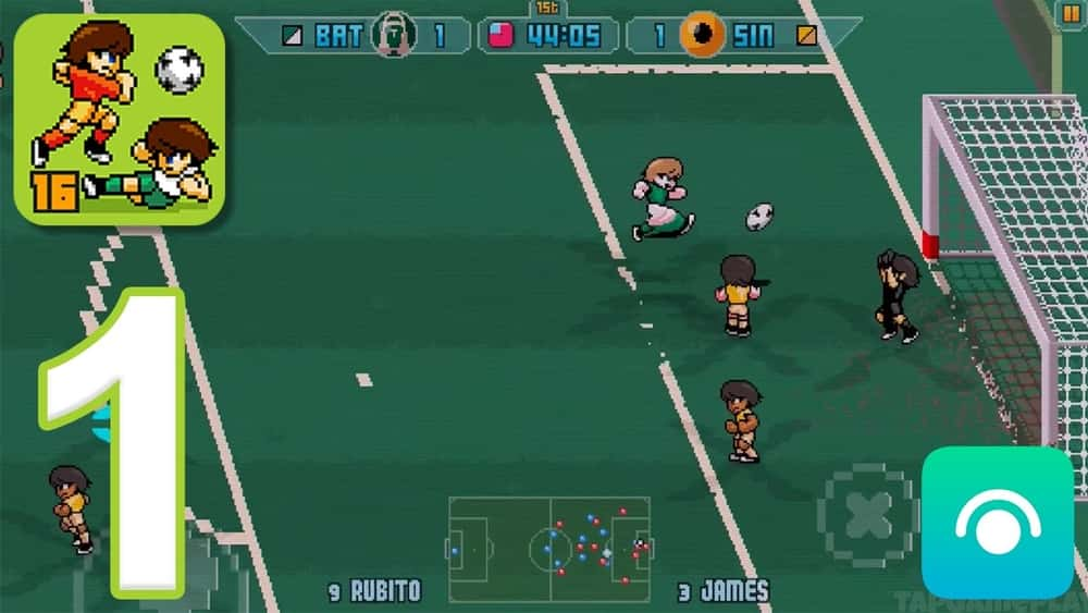 Pixel Cup football game for PC